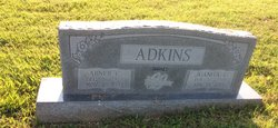 Annie Juanita <I>Coleman</I> Adkins