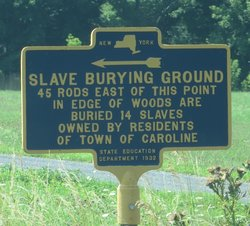 Slave Burying Ground