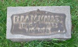 Ella M <I>Dolan</I> Malley