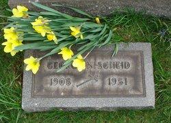George N Scheid