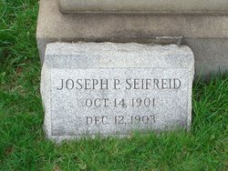 Joseph P Seifried