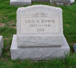Louis H Seifried