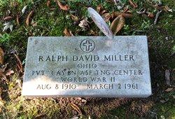 Ralph David Miller, Sr