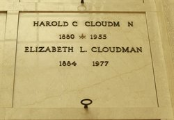 Harold Caldwell Cloudman
