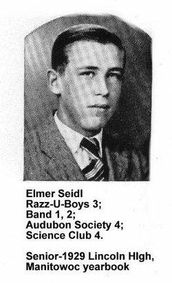 Elmer B Seidl