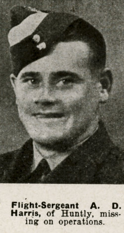 Sgt Albert Douglas Harris