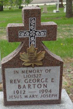 Rev George E Barton