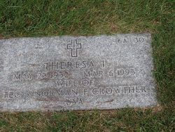 Theresa I Crowther