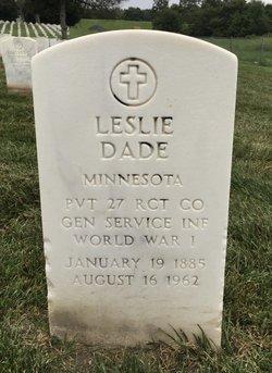 Leslie Dade