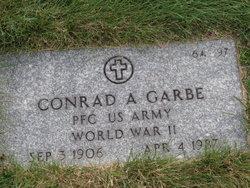Conrad A Garbe