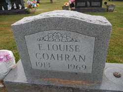 Eleanor Louise <I>Everson</I> Coahran