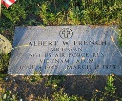 Sgt Albert Wayne French