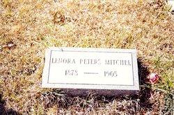 Mary Lenora <I>Peters</I> Mitchell