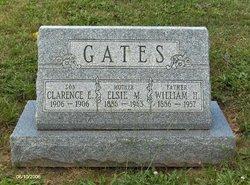 Clarence E. Gates