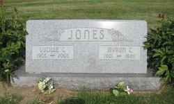 Lucille Cynthia <I>Phelps</I> Jones