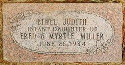 Ethel Judith Miller