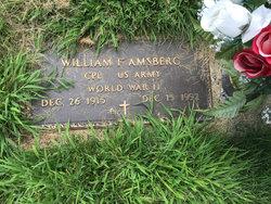CPL William F. Amsberg