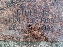 Ethel Rose <I>Gibson</I> Wood