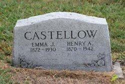 Henry Anthony Castellow