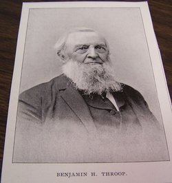 Dr Benjamin Henry Throop