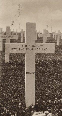 PVT 1CL Clair C. Harkey