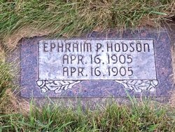 Ephraim P. Hodson