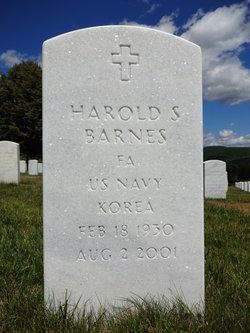 Harold S. Barnes