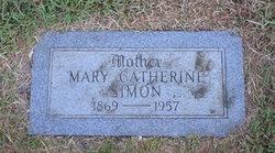 Mary Katherine <I>Spoden Backes</I> Simon