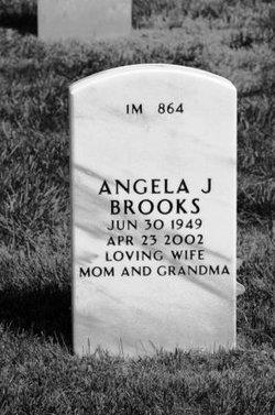 Angela J Brooks