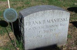 Frank B. Manieske