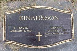 Gina <I>DiPietro</I> Einarsson