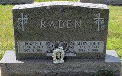 Roger Francis Raden