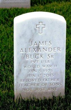 James Alexander Buck, Sr