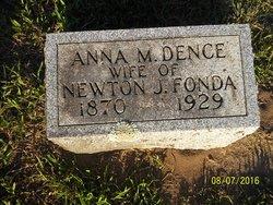 Anna Mae <I>Dence</I> Fonda