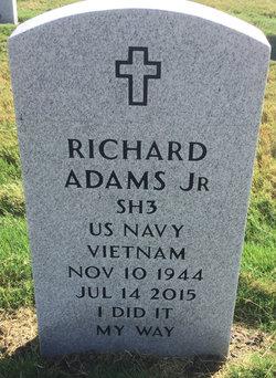 Richard Adams, Jr