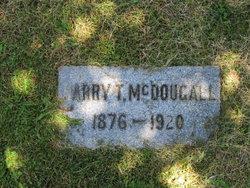 Harry Truman McDougall