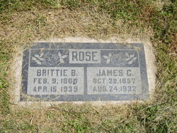 Brittie <I>Bushnell</I> Rose