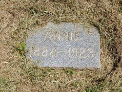 Mary Annie <I>Pfister</I> Morris