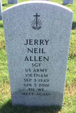 Jerry Neil Allen