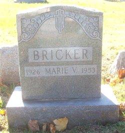 Marie Victoria <I>Safian</I> Bricker