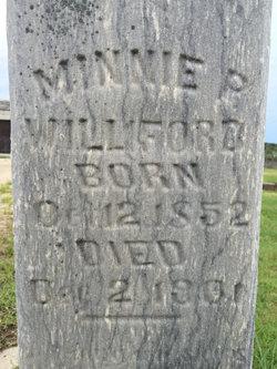 Minnie P Williford