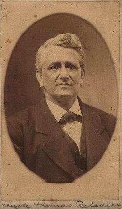 Rev Thomas Greenhill Beharrell