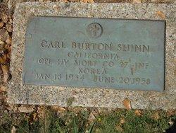 Corp Carl Burton Shinn