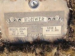 Helen Joan <I>Thomas</I> Rohwer