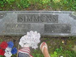 Hezikiah (Eccie) Simmons (1826-1910) - Find A Grave Memorial