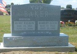 Ruby Eileen <I>Hubbard</I> Baker