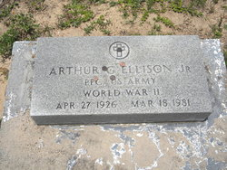 Arthur G. Ellison, Jr