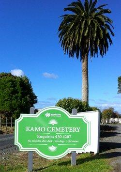 KAMO Public Cemetery