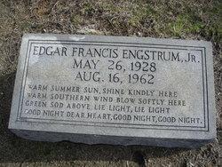 Edgar Francis Engstrum, Jr