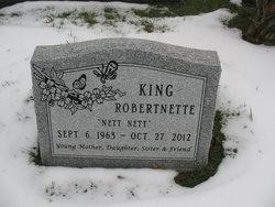 """Robertnette """"Nett Nett"""" King"""